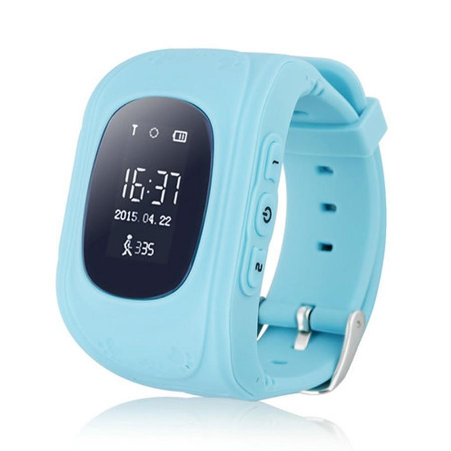 Детские часы GPS трекер Smart Baby Watch Q50 - синиеУмные Smart часы<br>Будьте в курсе о любом передвижении и круге общения вашего ребенка! Детские часы Smart Baby Watch – это настоящая шпионская система за досугом ребенка вне дома. Показывают место нахождения, историю передвижения, умеют принимать звонки и сообщения с телефона. Оснащены функцией SOS! – экстренный звонок на номера родителей одним нажатием кнопки на часах! В трех цветах.<br>