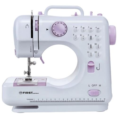 Швейная машинка FIRST 5700-2 FA-5700-2 PurpleШвейные машинки и наборы для шитья<br>Машинка подойдет как для любителей, так и для настоящих профи!<br>