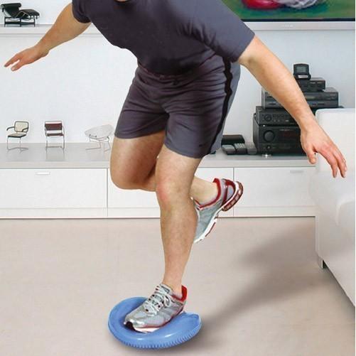 Балансировочный диск Pilates Air Cushion (Пилатес диск)