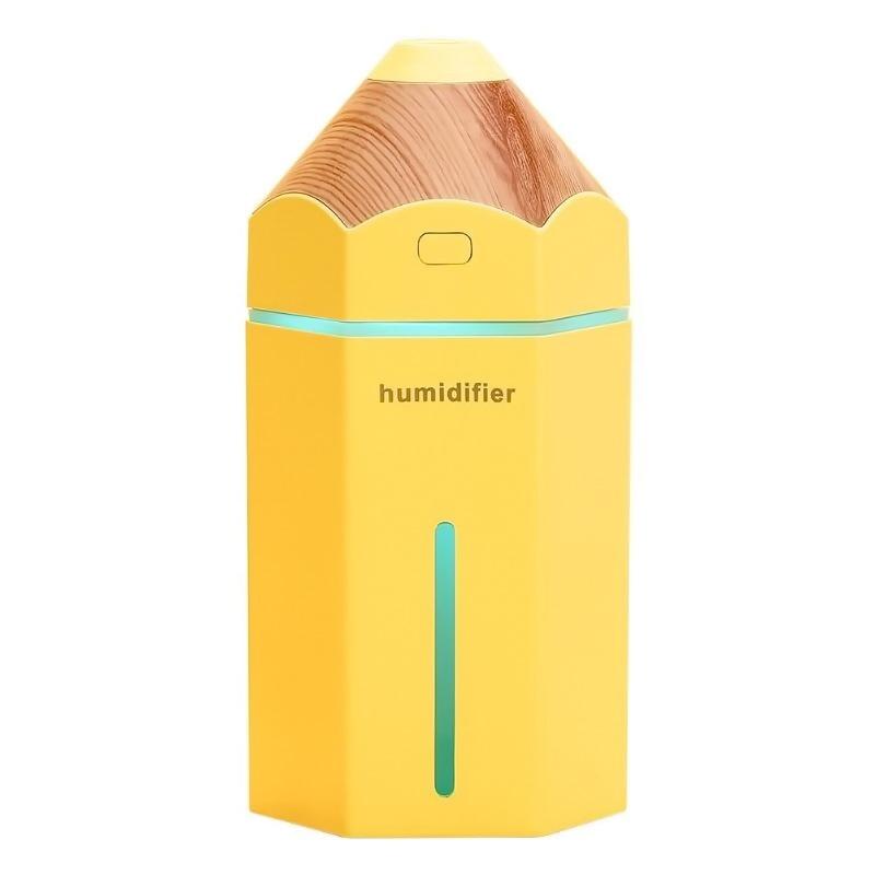 Мини Usb Увлажнитель воздуха - Карандаш, жёлтый