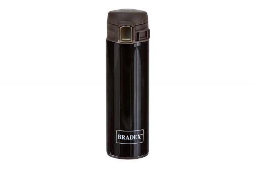 Термос-бутылка 320 мл, черный