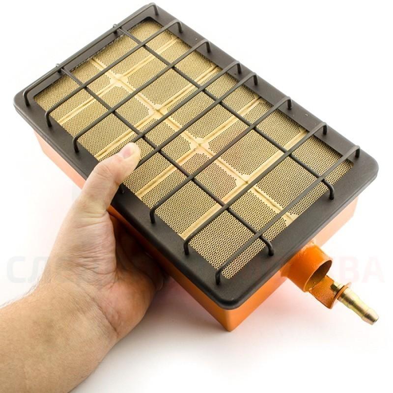 Обогреватель (плита) инфракрасный газовый Следопыт - Диксон-3,65 от MELEON