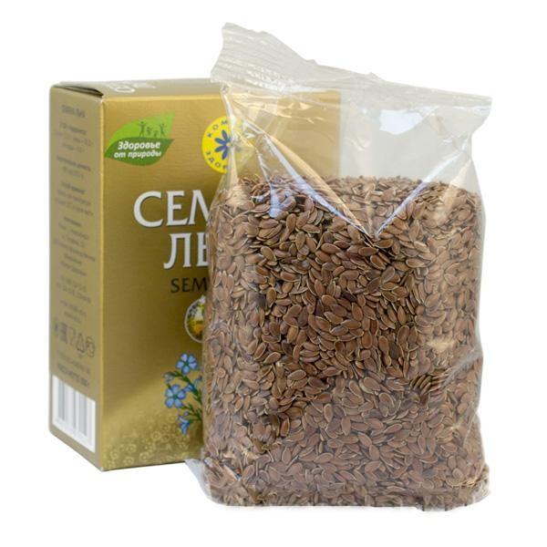 Семена Льна - Компас Здоровья, 200г