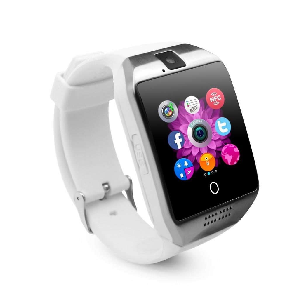 Умные часы Q18S Smart Watch, белый