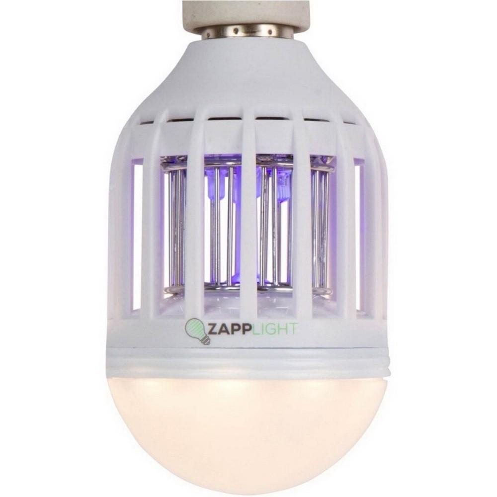 Cветодиодная лампочка ловушка, от комаров и насекомых Zapp Light