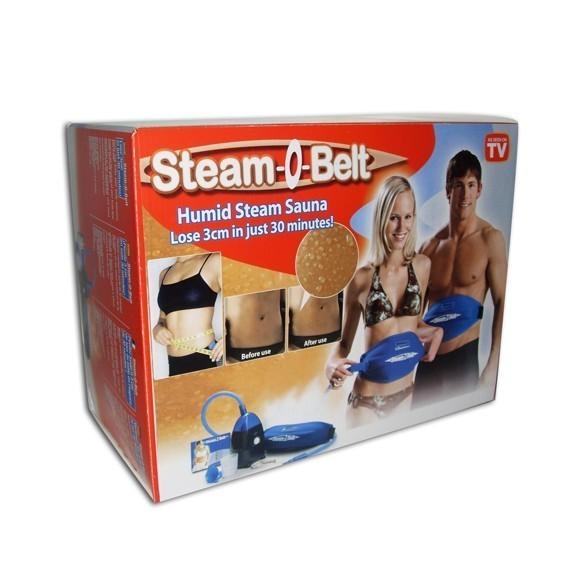 Пояс для похудения с генератором пара Steam-O-Belt от MELEON