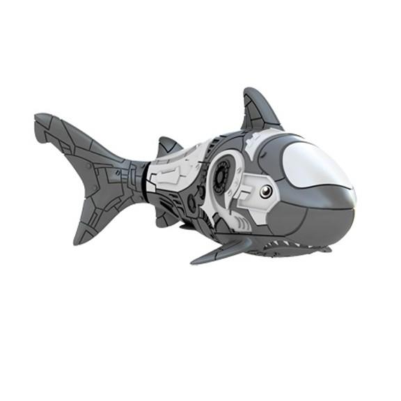 Купить Роборыбка Robofish - Акула, Черный, Остальные игрушки