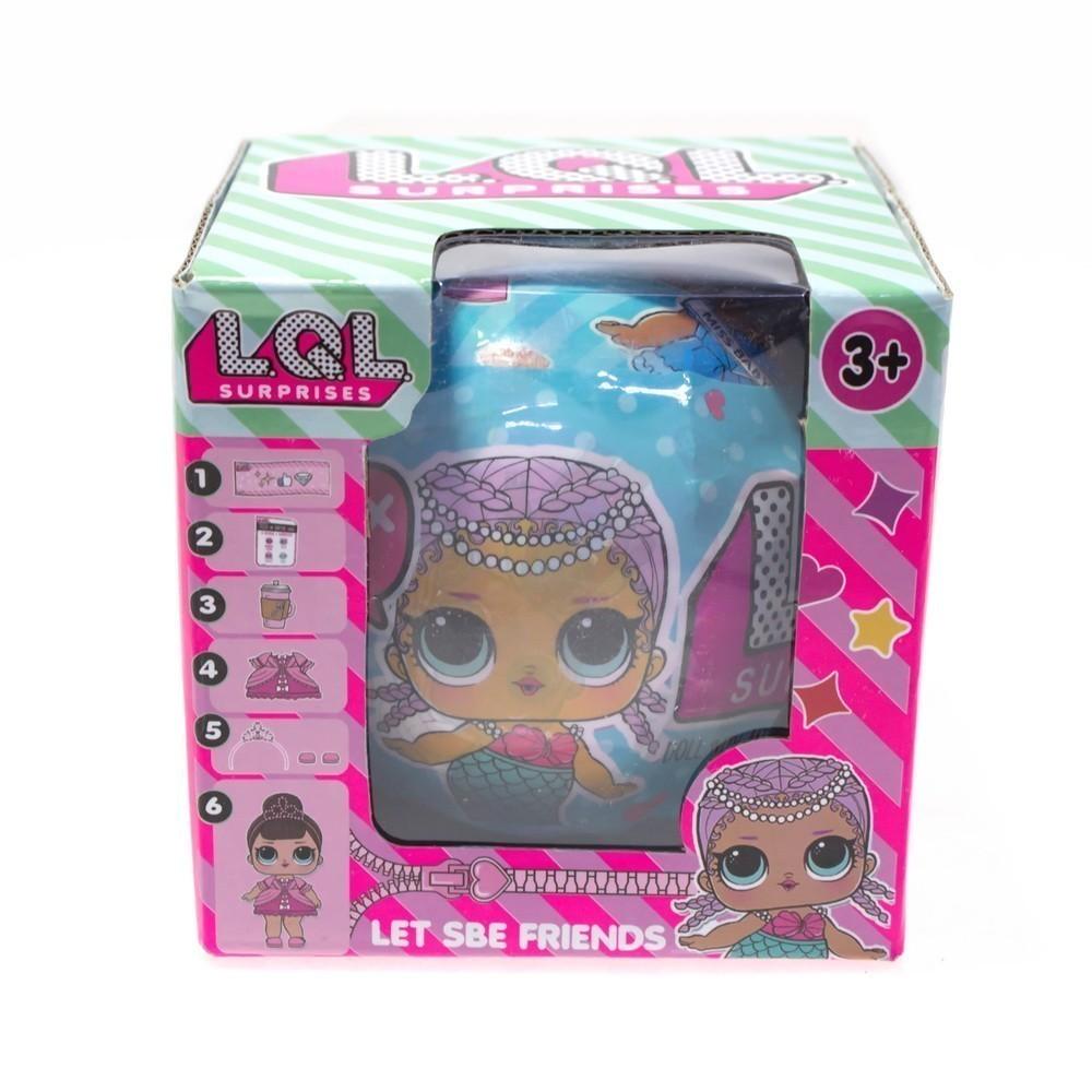Кукла сюрприз LOLИгрушки для девочек<br>Как порадовать дочурку? Какая игрушка обеспечит ей максимум положительных эмоций? Кукла сюрприз Лол стала любимицей девочек с самых разных уголков планеты!<br>