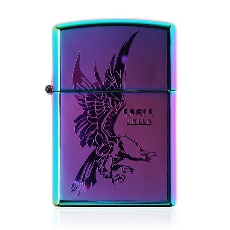 USB зажигалка электроимпульсная Eagle