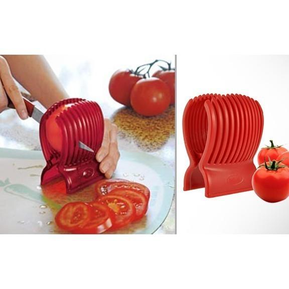 Держатель для нарезки томатов Perfectly Slice Tomatoes от MELEON