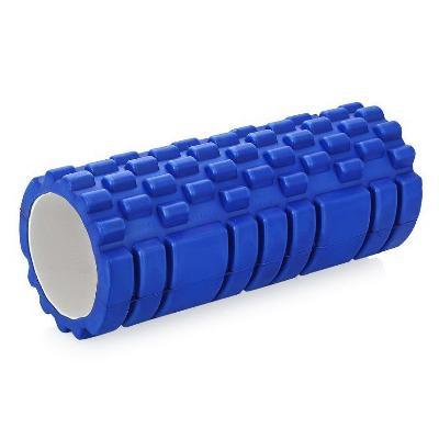 Валик для фитнеса - Туба, цвет в ассортименте, Синий