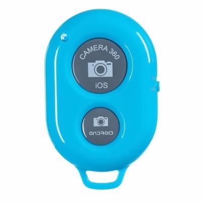 Кнопка-Bluetooth для селфи (Ios, Android) голубаяВсе для селфи<br>Любите делать фото самых разных моментов своей жизни? Скорее знакомьтесь с революционной кнопкой-Bluetooth для селфи (Ios, Android). Этот аксессуар умеет делать качественные снимки с большого расстояния, а не с вытянутой руки, как раньше!<br>