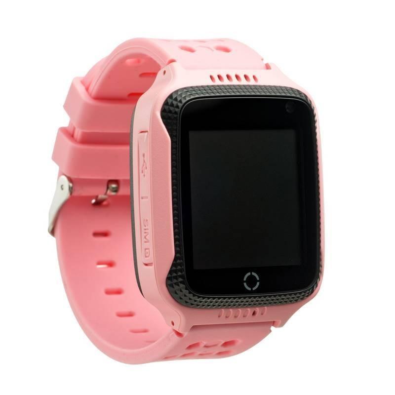 Умные детские часы Smart Baby Watch T7 (GW500S), розовый