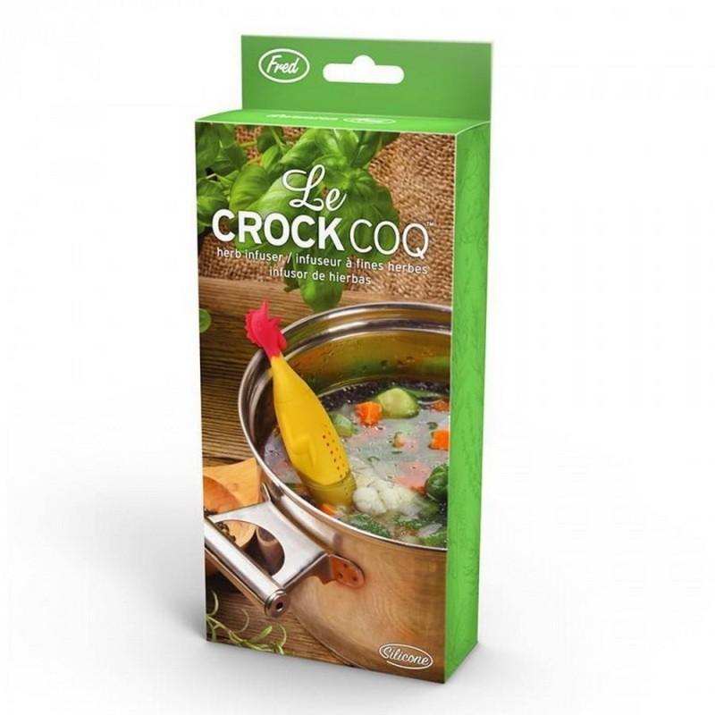 Футляр-инфузер для пряных трав Le Crock Coq