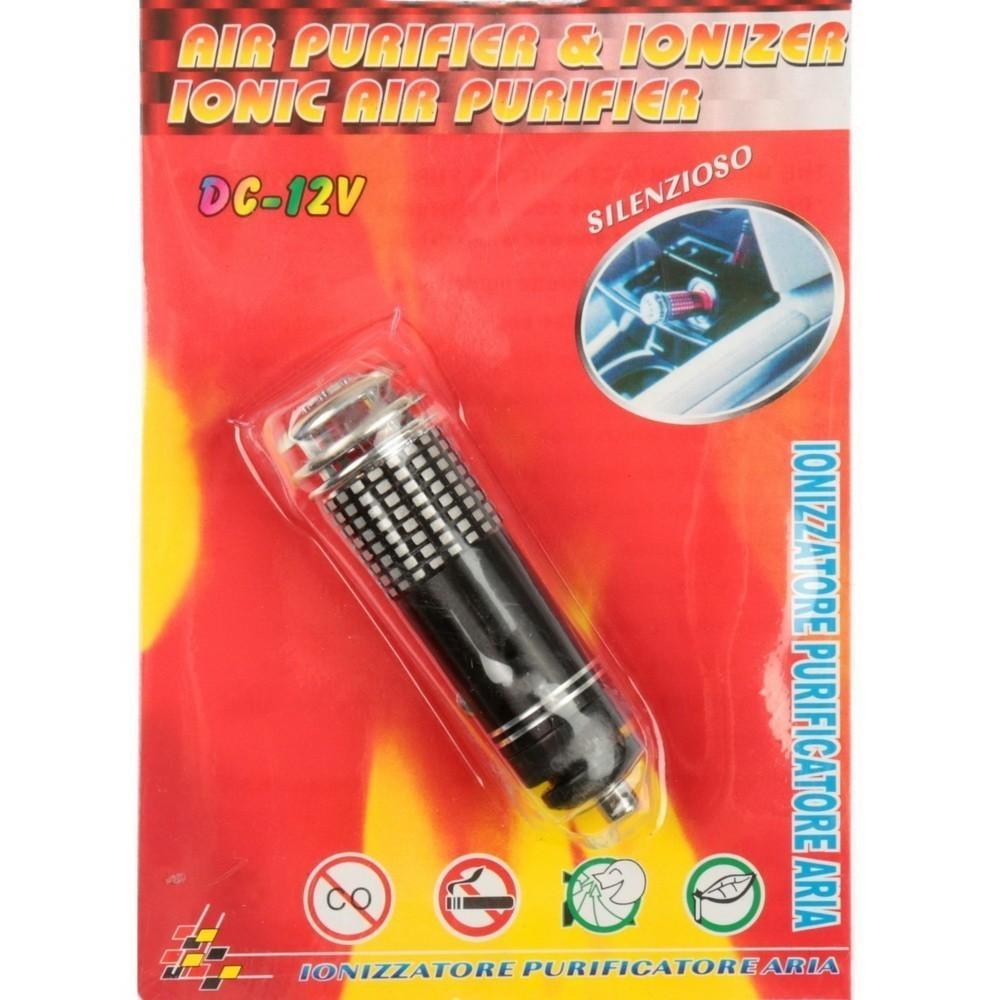 Ионизатор воздуха i-01, dc-12, красный