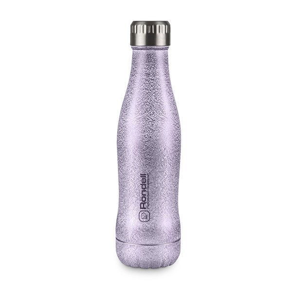 Термос 0,4 л disco lilac rondell 849-rds
