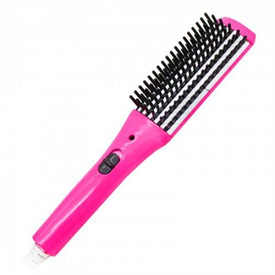 Мини расческа для выпрямления и укладки волос