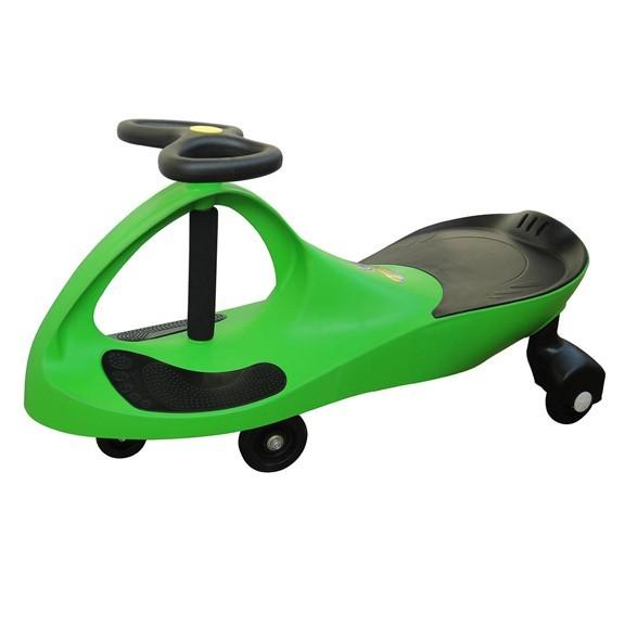 Машинка-бибикар Plasmacar (Плазмакар) — зеленая