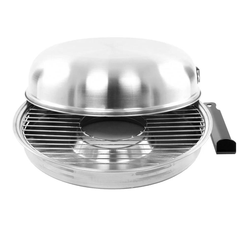 Сковорода D-504 Гриль-газ нержавеющее покрытие