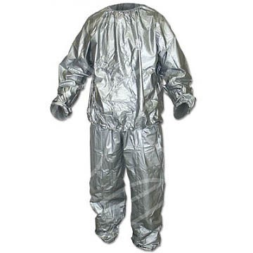 Костюм-сауна для снижения веса Exercise Suit, 3XL