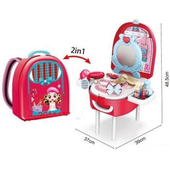 Детский рюкзак-трансформер Сюжетно-ролевая игра - Салон красоты