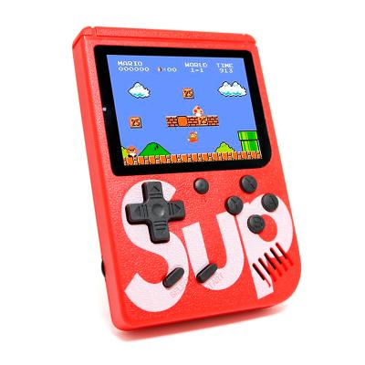 Купить Игровая приставка SUP Gamebox Plus 400 в 1, красный, Электронные игрушки