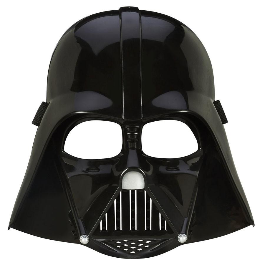 Маска Дарта ВейдераМаски<br>Вы поклонник знаменитой серии фильмов «Звездные войны»? Маска Дарта Вейдера создана специально для принявших темную сторону великой битвы. Маска из гладкого прочного пластика, крепится ремнями на затылке. Универсальный размер.<br>