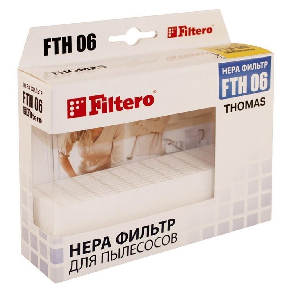 Hepa фильтр (FTH 06) для пылесосов Thomas (Twin, Twin TT, Twin T1, Twin T2 …)