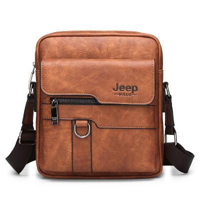 Мужская сумка Jeep Buluo, рыжий фото
