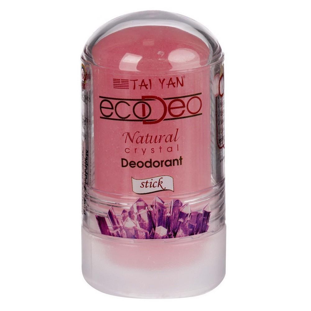 Дезодорант-кристалл EcoDeo стик с Мангустином...