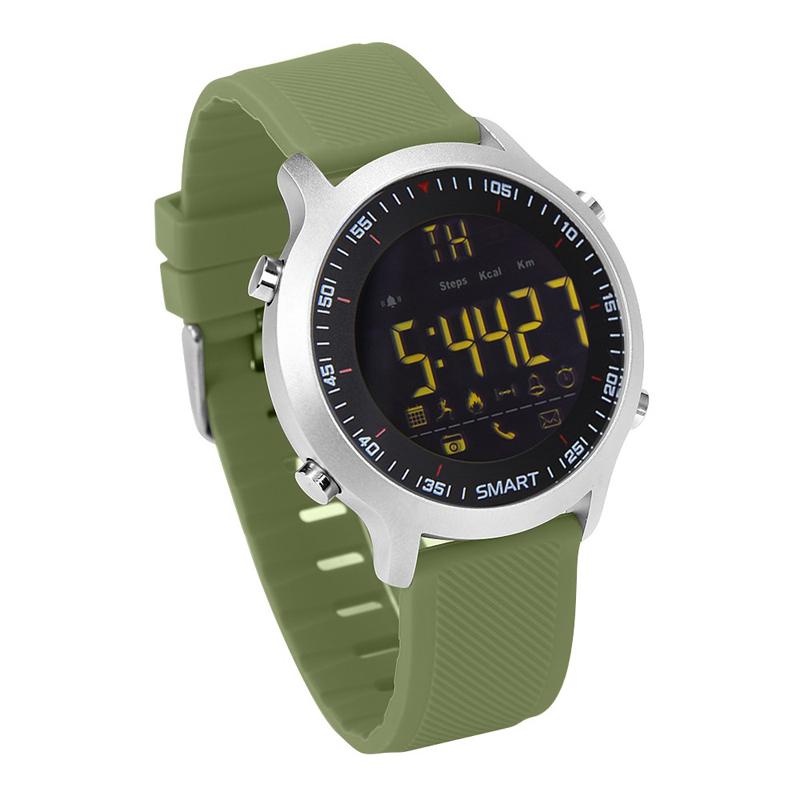 Умные часы xwatch EX18 силикон, Зеленый