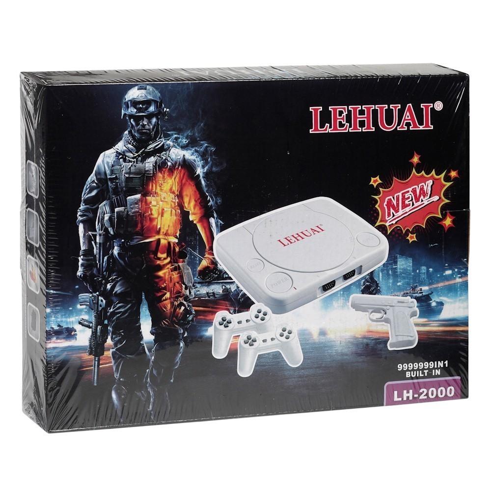 Игровая приставка Lehuai LH-2000 с пистолетом