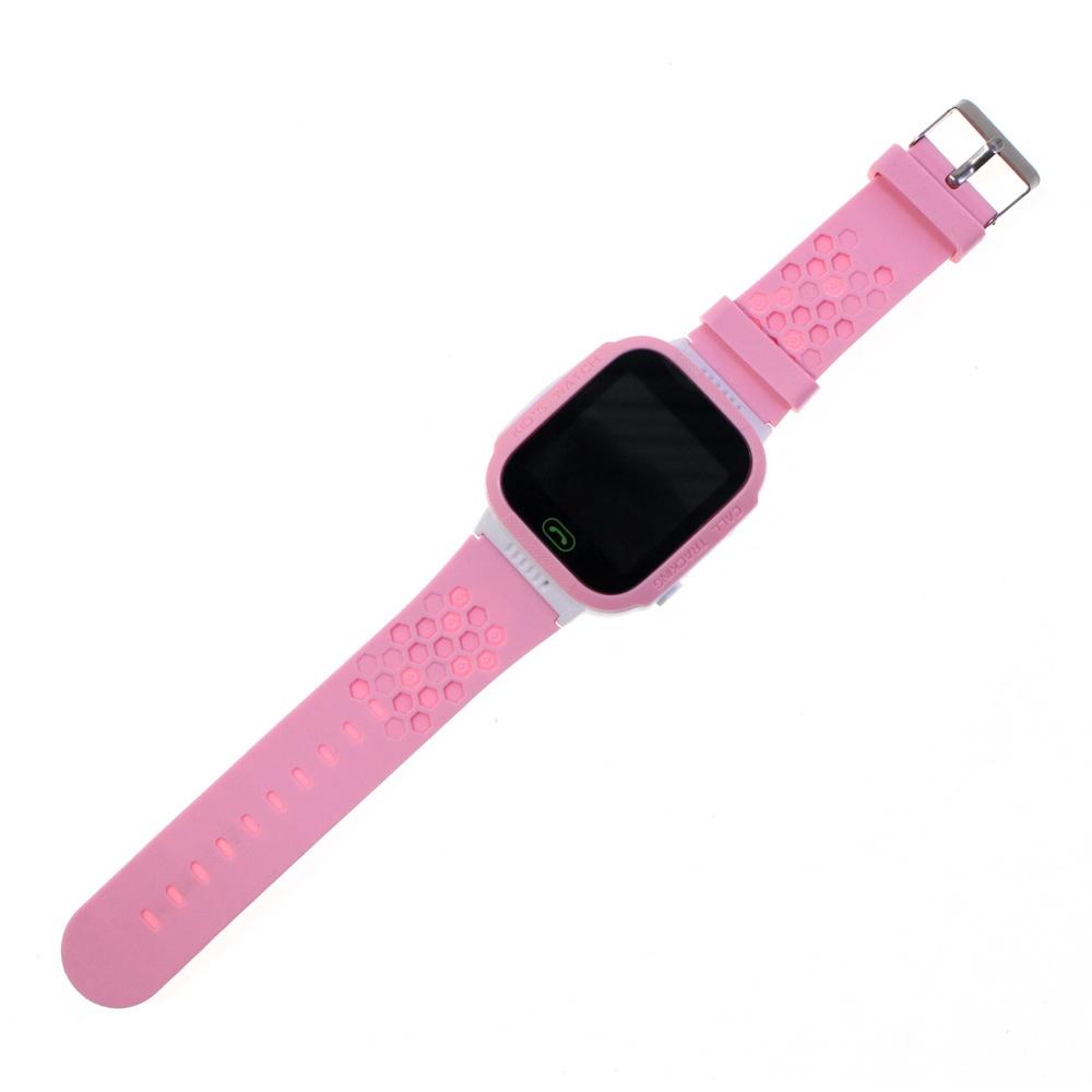 Детские Smart часы Q528, розовый