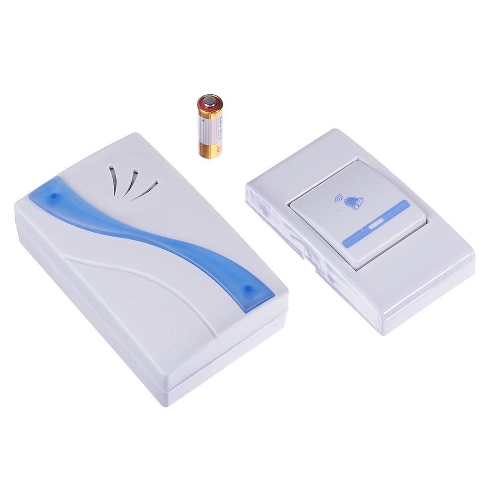 Звонок беспроводной - Волна, 32 мелодииОстальное для дачников<br>Беспроводной звонок Волна (32 мелодии) станет частью вашего комфорта и тепла в доме. Устройство обладает простой конструкцией, потому прослужит вам много лет!<br>