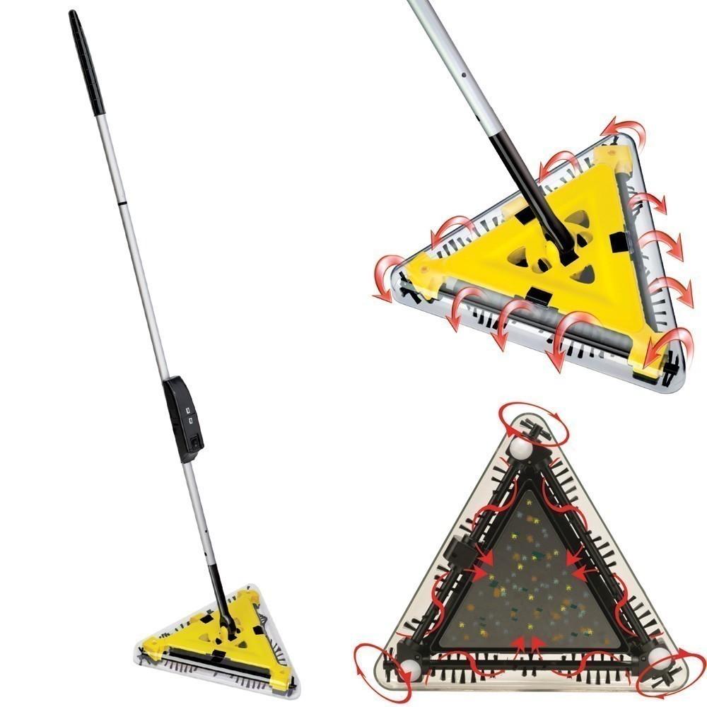 Электровеник Twister Sweeper XLЭлектровеники<br>Хотите упроститьпроцедуру и повысить эффективность уборки в доме? Нет никаких проблем! Революционный электровеник Twister Sweeper XL станет вашим лучшим другом, который ускорит и облегчит уборку, а главное – ваш дом будет всегда сиять чистотой!<br>