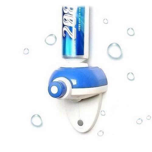 Диспенсер зубной пасты YK-911Диспенсеры<br>Диспенсер-дозатор зубной пасты на присоске – это экономичная и удобная чистка зубов для всей семьи! Расходует пасту до последней капли, плотно крепится к любой гладкой поверхности.<br>