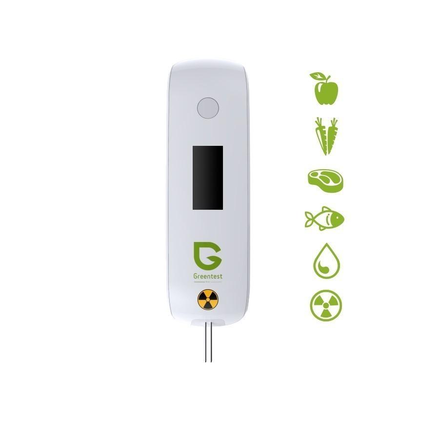 Нитрат-тестер, измеритель жёсткости воды и дозиметрGreentest Mini Eco