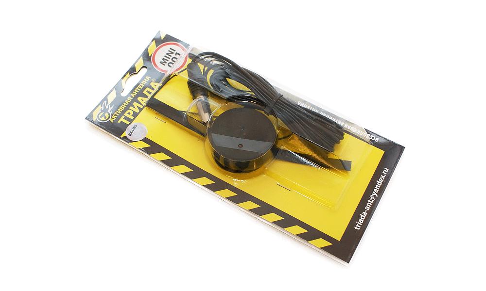 Антенна автомобильная активная Триада-001 Mini