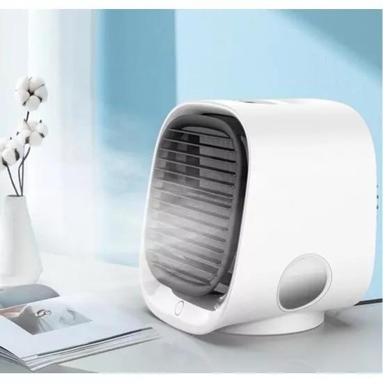 Многофункциональный портативный мини-кондиционер Mini Air Cooler M201