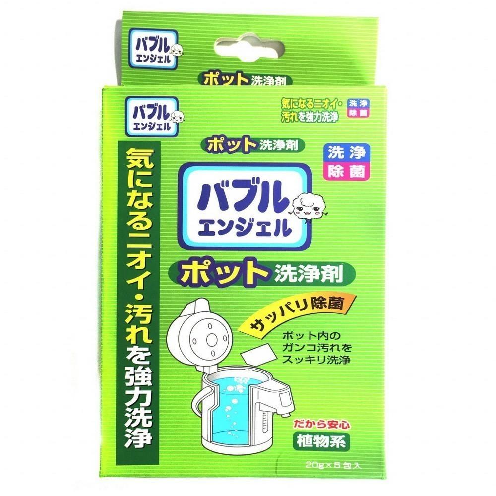 Японское средство для удаления накипи для чайников и кофеварок от MELEON