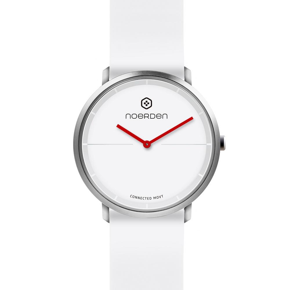Гибридные смарт-часы Noerden Life2, белый
