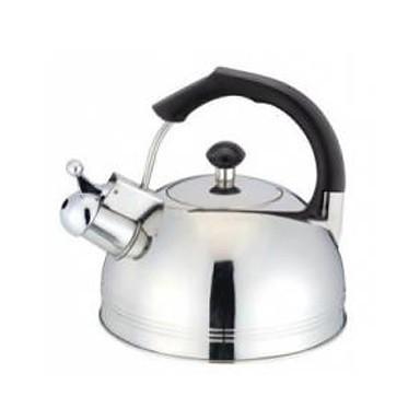 Чайник TECO TC-112Чайники металлические<br>Чайник DIOLEX-TECO TC-112 оборудован свистком для определения закипания воды и изготовлен из высококачественной нержавеющей стали. Входящий в состав стали никель является сильным аллергеном и обладает канцерогенными свойствами.<br>