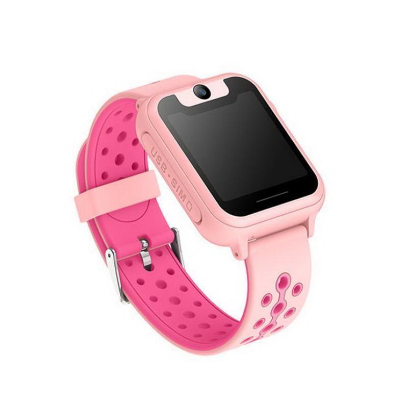 Детские GPS часы Smart Baby Watch S6, розовыйУмные Smart часы<br>Хотите знать, что происходит с вашим ребенком вдали от дома? Хотите всегда поддерживать связь с малышом? Обязательно обратите внимание на детские GPS часы Smart Baby Watch S6! Этот аксессуар работает без перебоев и позволит ребенку в любой ситуации быстро связаться с вами!