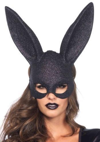 Купить Маска карнавальная - Black Rabbit, Маски