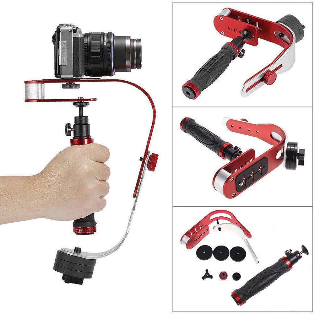 Стабилизатор для камеры, красный