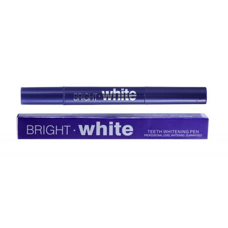 Отбеливающий карандаш для зубов Bright WhiteОтбеливатели зубов<br>Думаете, что позаботиться о крепком здоровье зубов и идеальном внешнем виде невозможно в домашних условиях? Вы заблуждаетесь! Отбеливающий карандаш для зубов Bright White развеет этот миф буквально за 1 неделю использования!<br>
