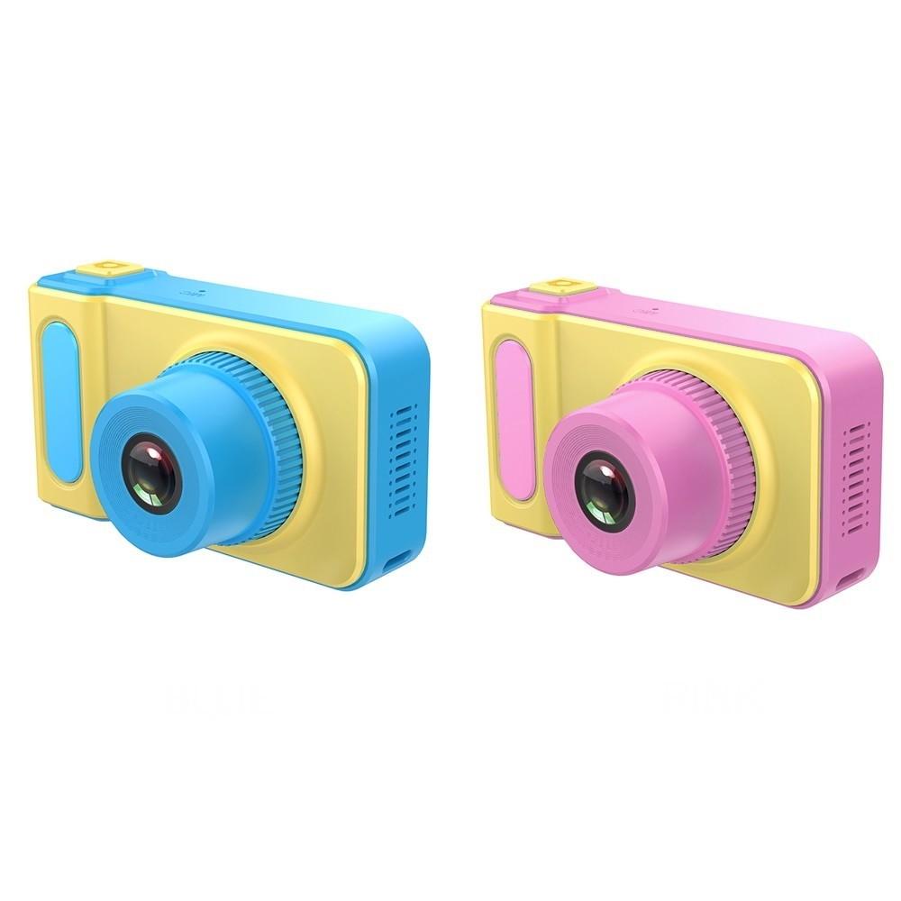 Детский фотоаппарат Kids Camera Summer Vacation, Электронные игрушки  - купить со скидкой