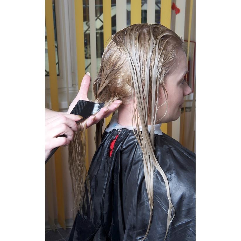 Расческа для окрашивания волос, цвет черный от MELEON