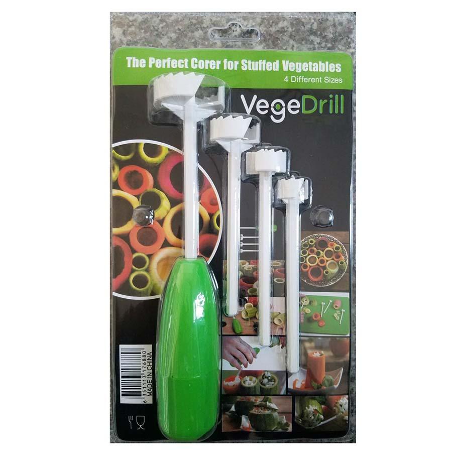 Инструмент для фаршированных овощей — Vege Drill