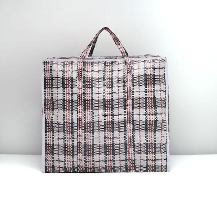 Сумка хозяйственная - Клошар Делюкс 46х41х20 смСумки и рюкзаки<br>Занимаетесь оптовой торговлей или просто часто сталкивается с ношением большого объема вещей? Хозяйственная сумка Клошар Делюкс станет для вас настоящей находкой! Спешите купить прочное изделие по суперцене в интернет магазине Мелеон!<br>